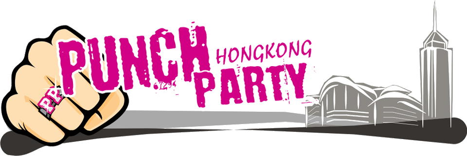 Punch Party Hong Kong banner