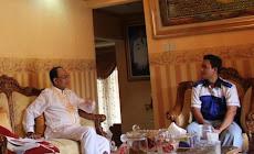 Foto bersama Bupati Serang Bpk Taufik Nuriman