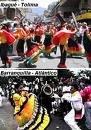 Vestuario folclor colombiano