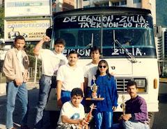 TAEKWON-DO EN EL TIEMPO