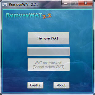 Mengatasi Windows Is Not Genuine Di Windows 7 | Download Remove Wat 2.2