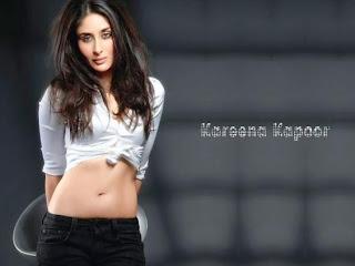 Kareena Kapoor Sexy Navel Show