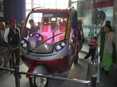 Auto Rickshaws from TVS