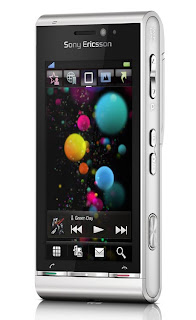 Sony Ericsson U1i Satio