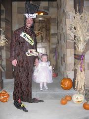 Spooky Tree and Glinda