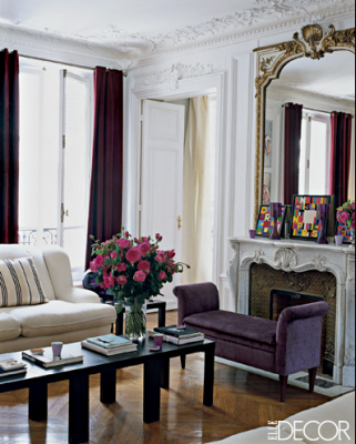 Paris je t 39 aime interiores por paulina aguirre blog for Decoracion de interiores luis xv