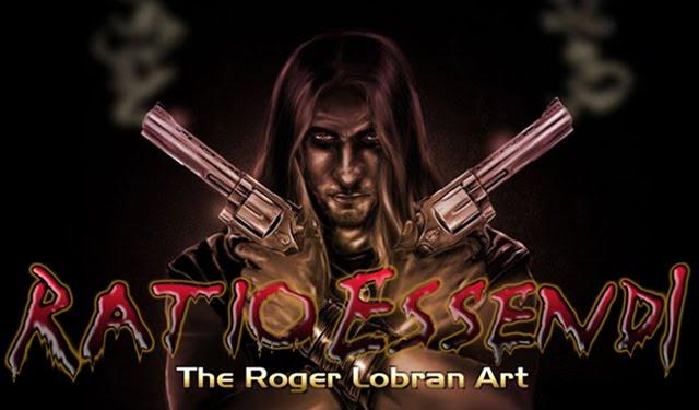 Roger Lobran - Comics & Illustration