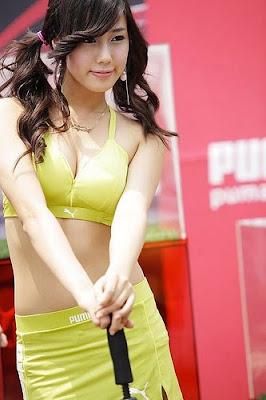 尹惠熙 最正女球迷
