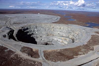 十大地球疤痕 - 十大令人難以置信的地球疤痕