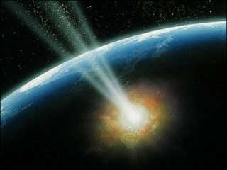 2098撞地球 2098年彗星恐會撞地球