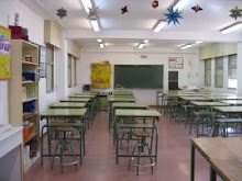 our classroom / nuestra aula