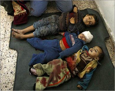 anak2-korban-israel