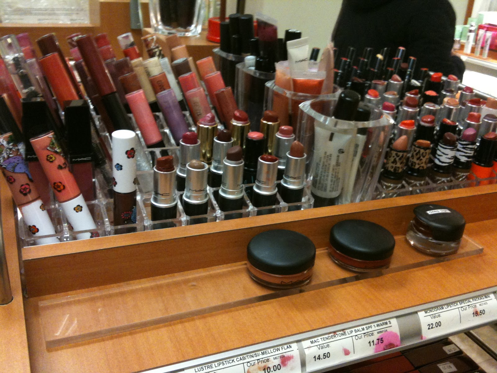 the cosmetics company store in Latvia