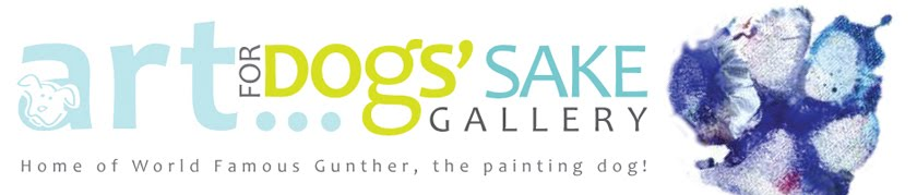Art For Dogs' Sake Gallery