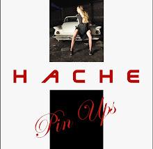 HACHE PIN UPS