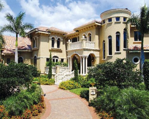 Home design big house for Really nice mansions