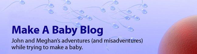 Make A Baby Blog