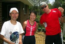 Namban 30 km runners