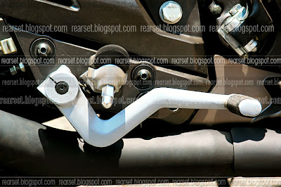 Apache 160 brake pedal
