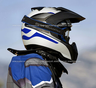 Neck Brace for motorcyclists by BMW