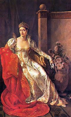 Elisa Bonaparte, Gran Duquesa de Toscana (1805)
