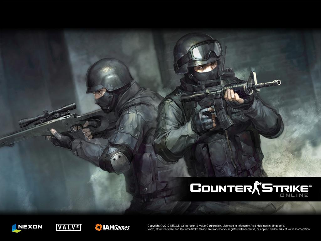 games counter strike online