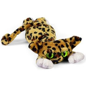 Funky Kids Stuff: Manhattan Toy Lanky Cats Cheetah