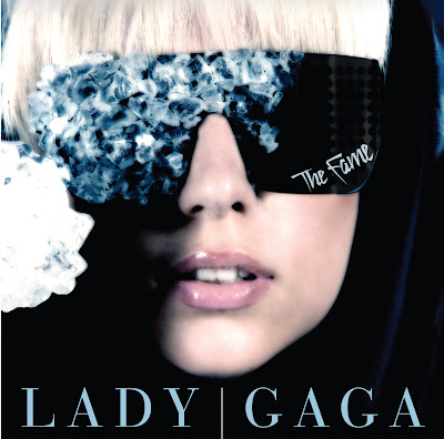 Lady GaGa The Fame Monster - Album Cover,