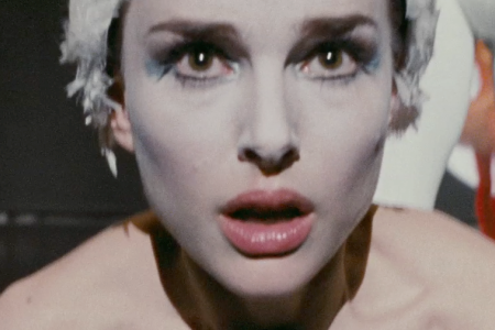 Natalie Portman takes the cake, Black Swan takes the Lake!