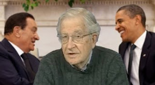 Chomsky on Egypt, Obama, Israel, Mubarak