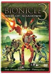 Baixe imagem de Bionicle III: Teia de Sombras (Dublado) sem Torrent