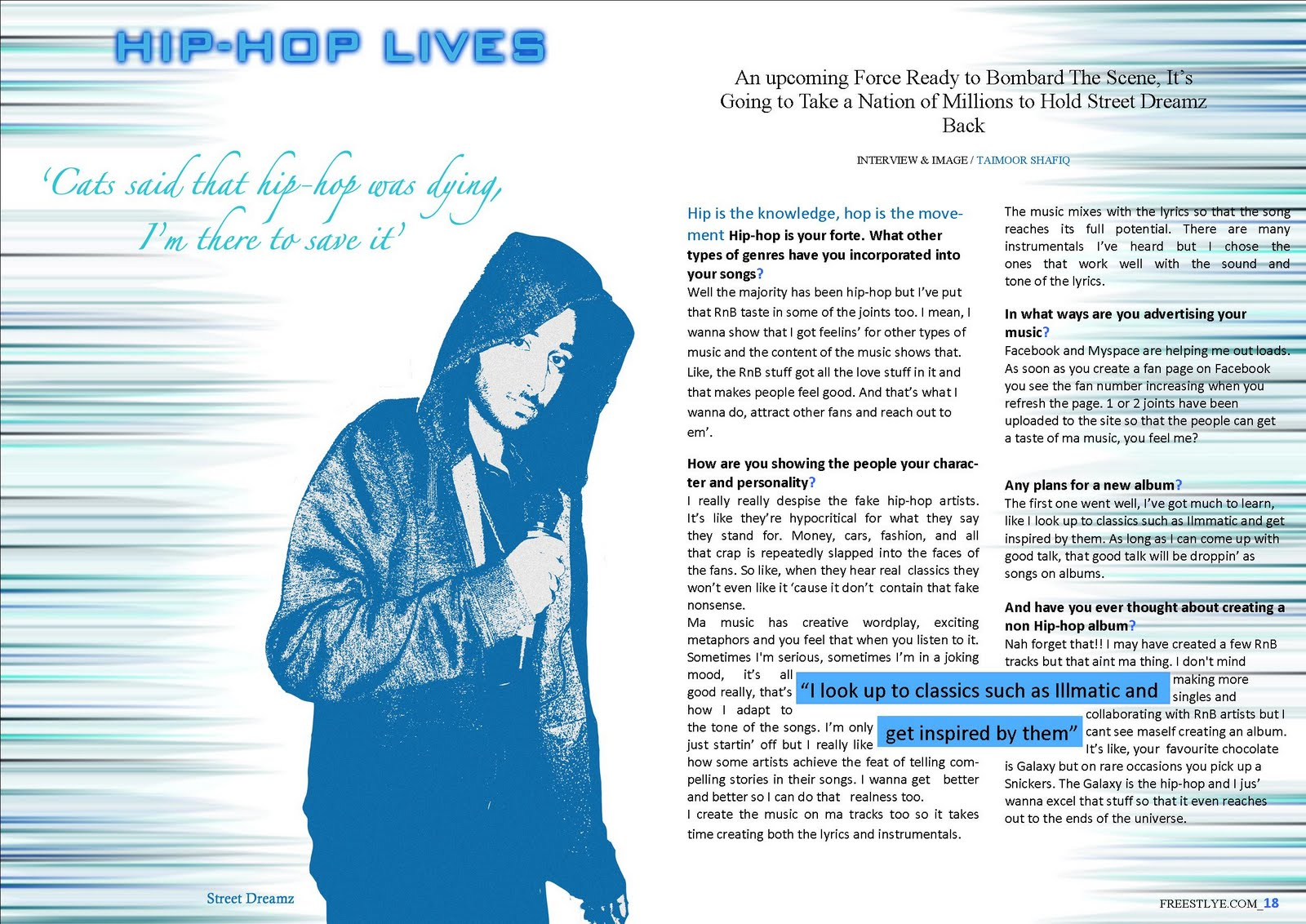 as media studies coursework music magazine double page sp music magazine double page sp style