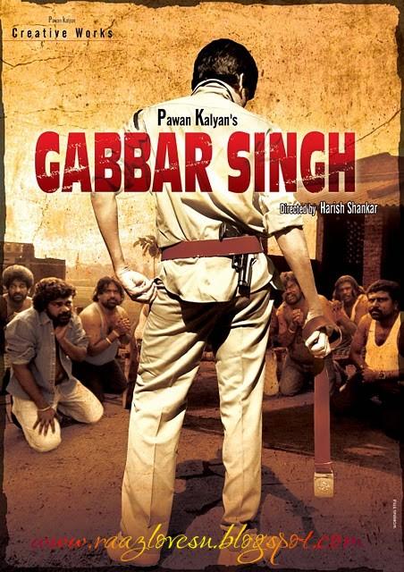 Pawan Kalyan Gabbar Singh