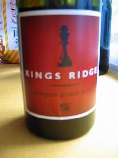 Kings Ridge - 2007 Oregon Pinot Noir