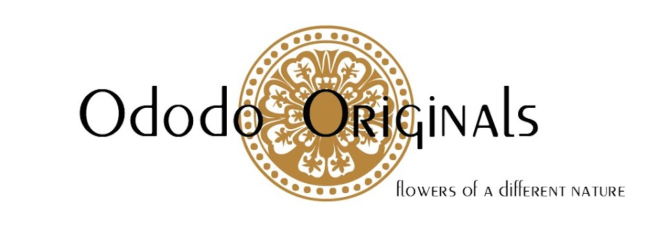 Ododo Originals | Flowers of a Different Nature