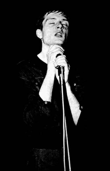 Ian Curtis [Joy Division]