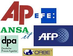 Agencias de noticias internacionales