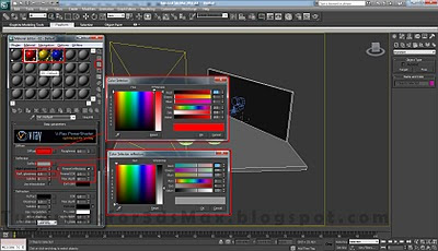 3ds max assign material to selection greyed out