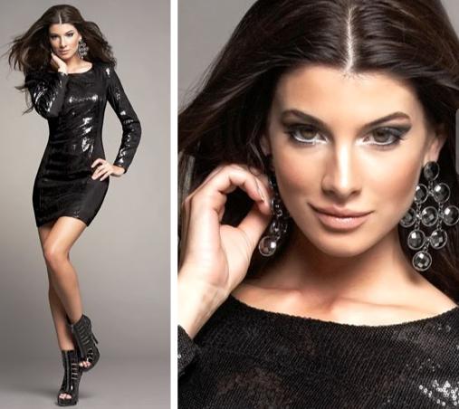 Sequin long sleeve dress kardashians by bebe