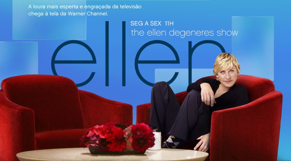 The Ellen DeGeneres Show - Brazillian Blog