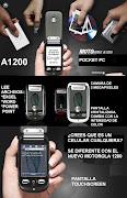 Motorola A1200. Para el gusto del publico Motorola A1200 con sus explendidos .