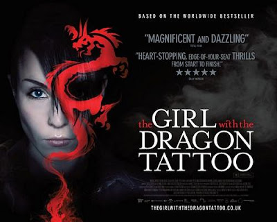 Reverend's Reviews: A Bisexual Girl with the Dragon Tattoo