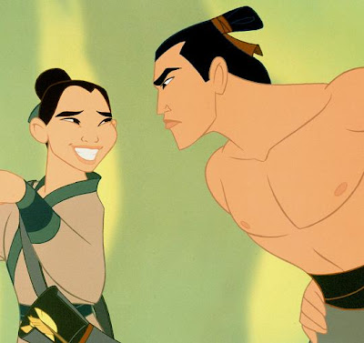 The Latest on DVD: Mulan Ruse