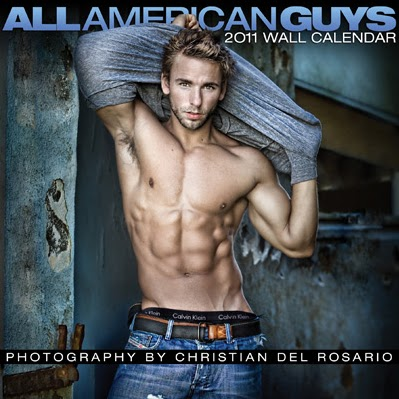 It may be every gay man's dream job: photographing hot, nearly naked men for ...
