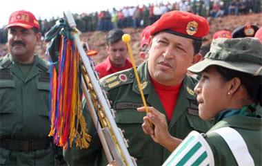 Foto 0 en  - Imitando a Fidel Castro...