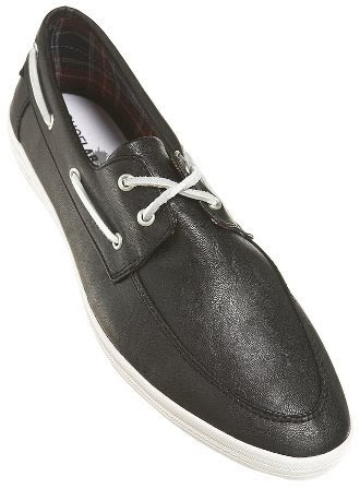 Men 39 S Fashion Style Aficionado Topman Canvas Boat Shoes