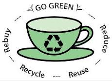 Go Green!! :)