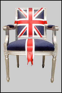 British Chair - office remodeling scottsdale