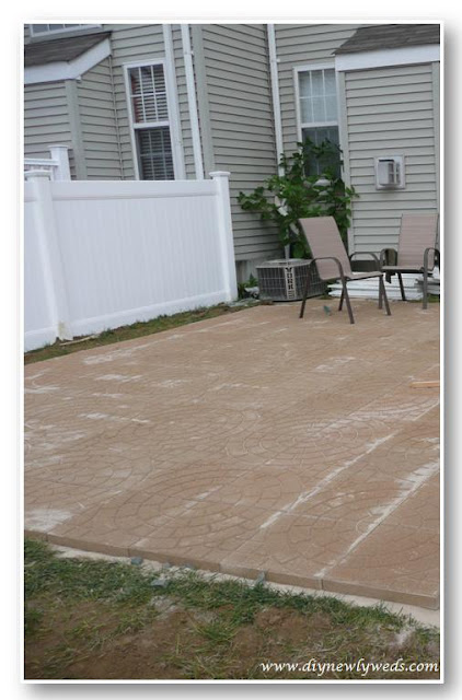 diy patio installation