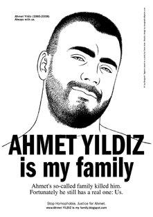Ahmet a családom!